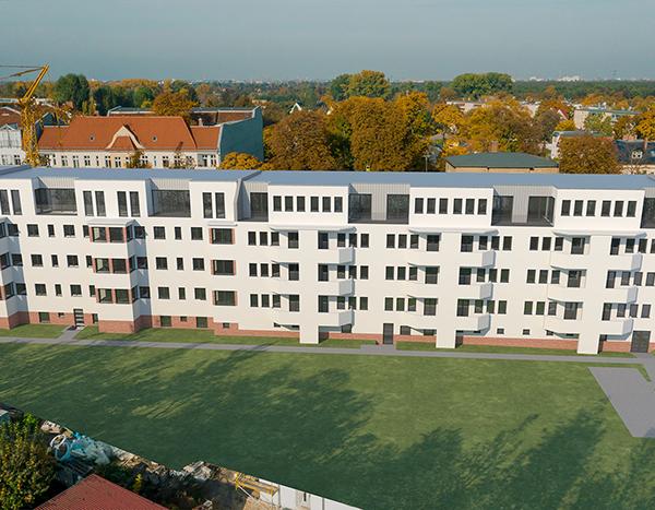 Mehrfamilienhaus mit Eigentumswohnungen in Berlin