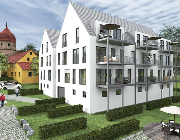 Referenzen Baugrundstück Lauchheim Württemberg
