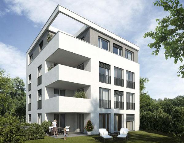 Referenzen Haus in Pattonville bei Stuttgart