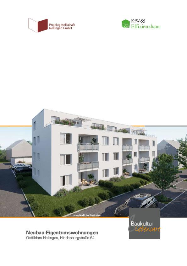 Eigentumswohnung kaufen in Ostfildern-Nellingen