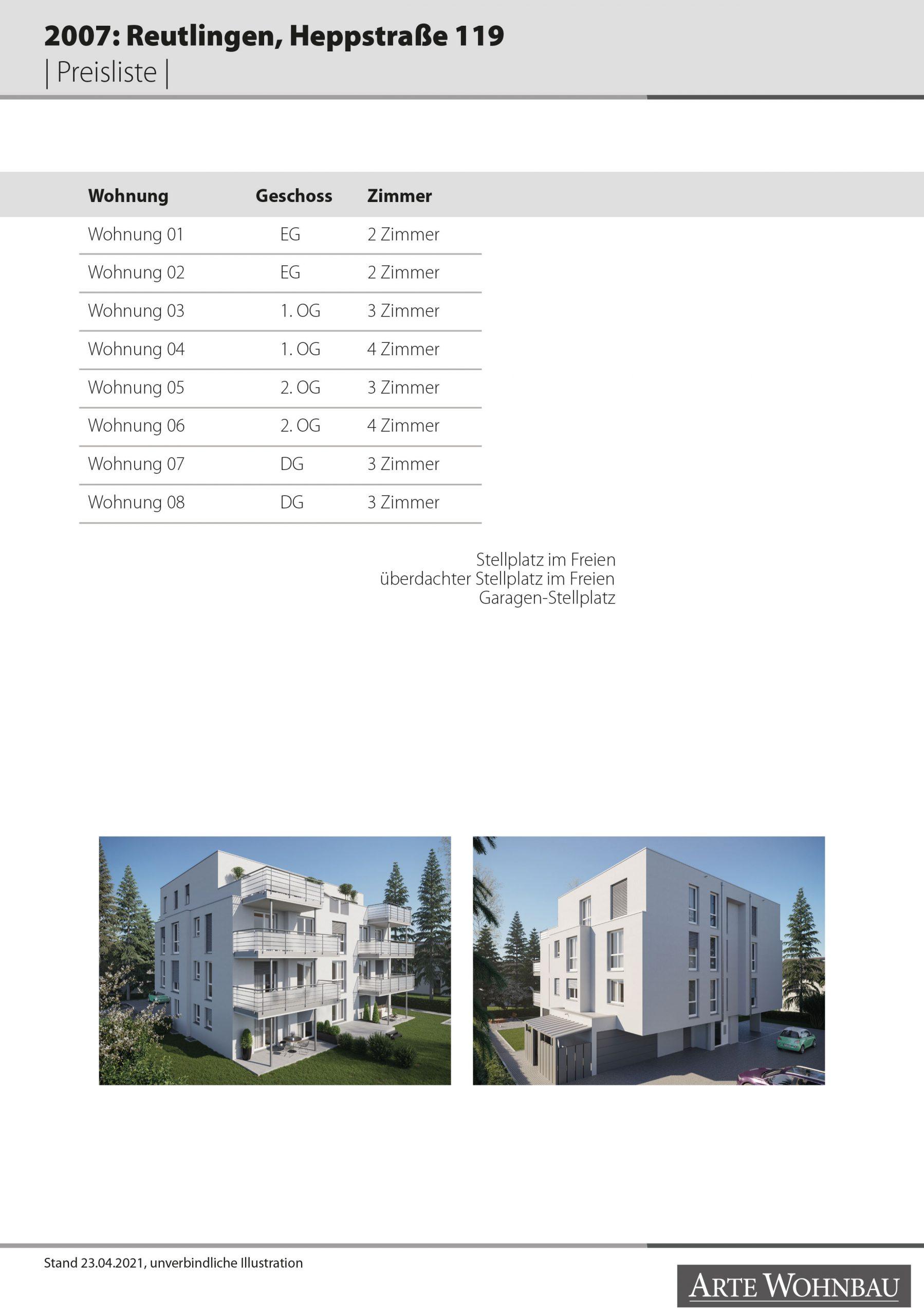 Eigentumswohnung in Reutlingen kaufen